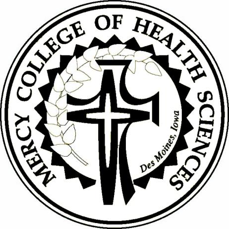 Mercy College of Health Sciences 2015-2016 Catalog http://www.mchs.