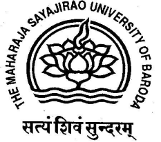 PROSPECTUS FACULTY OF SOCIAL WORK THE M. S. UNIVERSITY OF BARODA Opp.