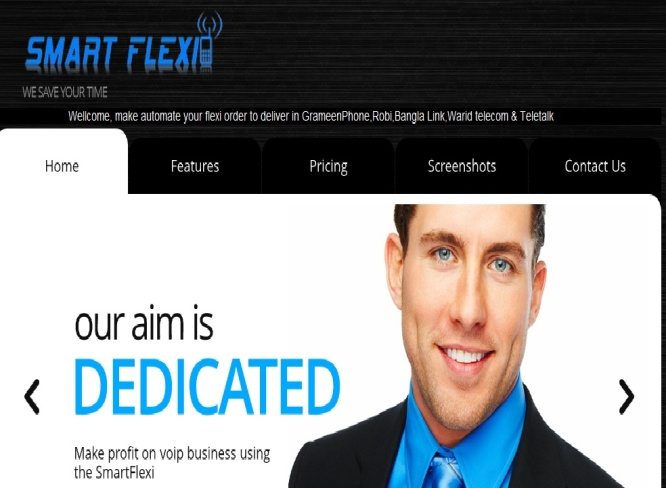 Smart flexi Smart Flexi is provides hosted mobile transaction (SMS BASED) solutions and services over a large network of point of sales.