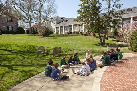 Head of School Leadership Opportunity July 2014 Harpeth Hall School A COLLEGE PREPARATORY
