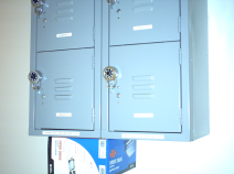 The Evidence Locker allows teams to secure their evidence one locker per team maintains chain of custody with checkout log 33 old gym lockers with combo locks are perfect Helix a Universal Forensics