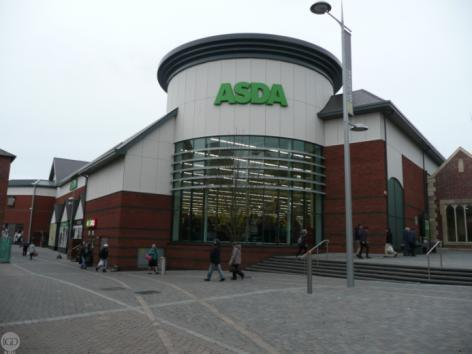Asda aims to become the clear number two retailer in food and number one non-food retailer.