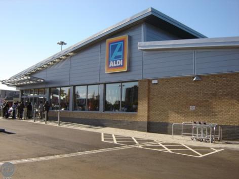 Aldi is the leading discounter in the UK market.