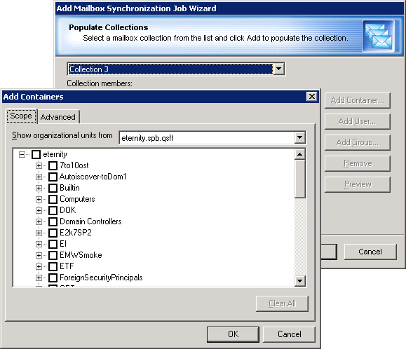 Step 5. Specify Agent Installation Path The wizard will install the Calendar Synchronization Agent on the source or target Exchange server.