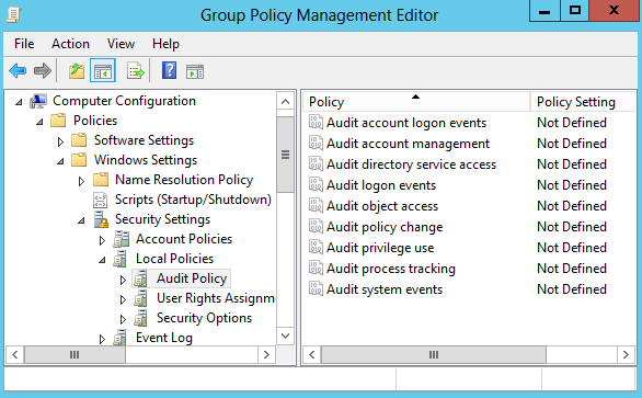 "NOTE: If no data is present in reports, or the Who field contains the ""system"" value, refer to Netwrix Knowledge Base articles. 4.3.2. Configure Audit Object Access Policy 1."