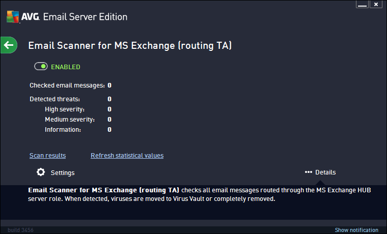 5. Email Scanners for MS Exchange 5.1.