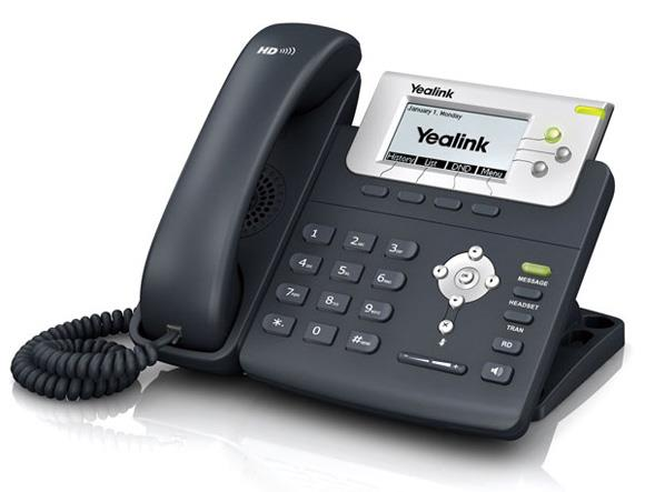 YEALINK T-26P purchase $125 rental $6/month* The Yealink SIP-T26P (3 Line w/ PoE) is an advanced IP phone which designed for maximum productivity and efficiency in the everyday business environment.