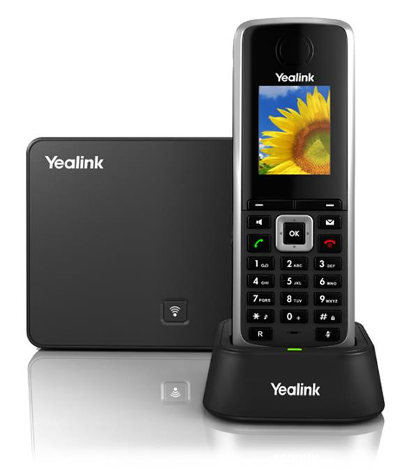 YEALINK W52P CORDLESS purchase $173 rental $10/month* Yealink W52P is a SIP Cordless Phone System designed for small business and SoHo who are looking for immediate cost saving but scalable SIPbased