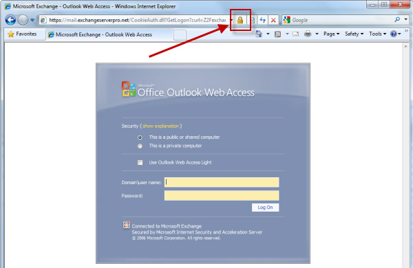 Next, click on View Certificates to open the certificate.