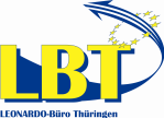 Consortium (coordinating organisation) LEONARDO-Office Thuringia (University-Enterprise-Network) LEONARDO-Büro Thüringen Nat.