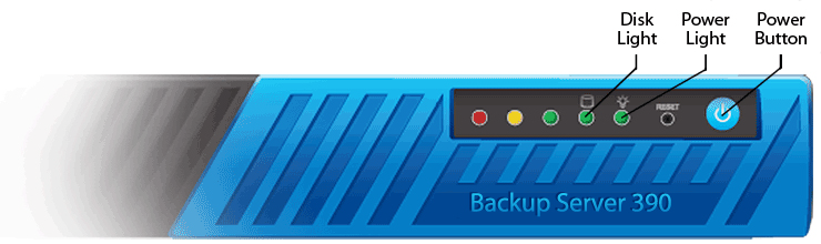 Shutting Down a Barracuda Backup Server You can remotely reboot or shut down a Barracuda Backup Server by logging into its local Web interface.