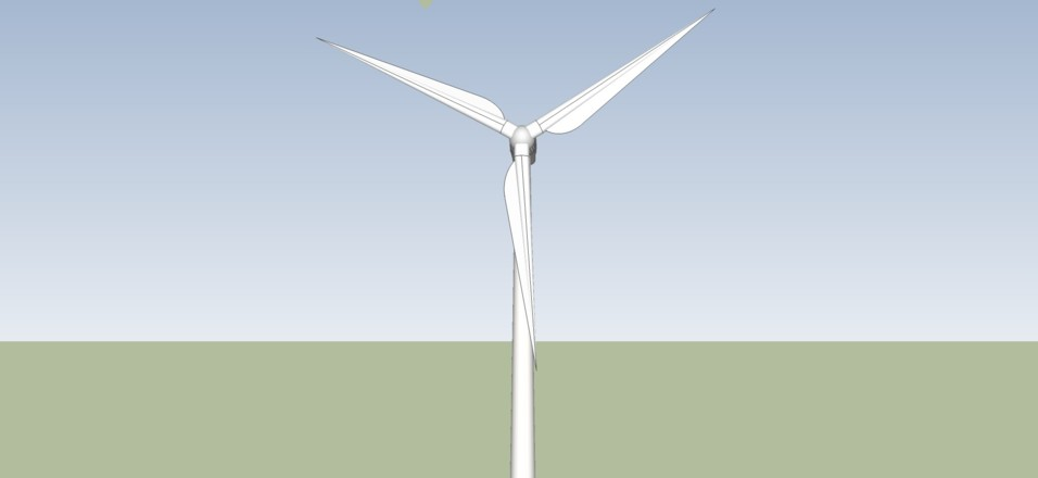 Section 1: Wind Turbines Section 2: Crookwell Aerodrome By Ralph Holland, B Sc.