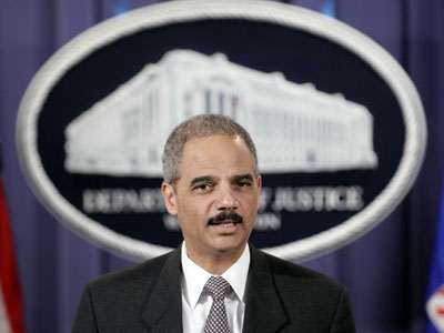 Attorney General Eric Holder Let me assure you that this is not a passing issue for the Justice Department.