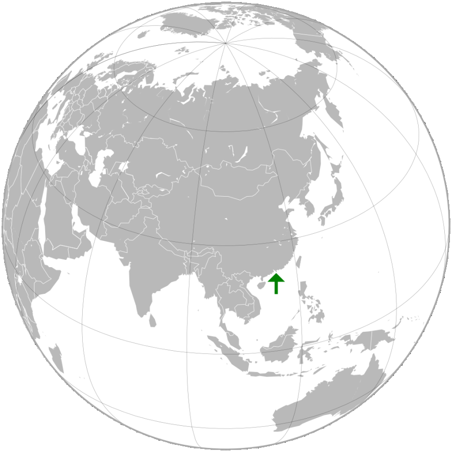 Figure 3: A map with an arrow pointing to Hong Kong In 2008, Hong Kong s population was estimated to be around 7 million people. Its Gross Domestic Product (GDP) was $219.3 billion in the same year.