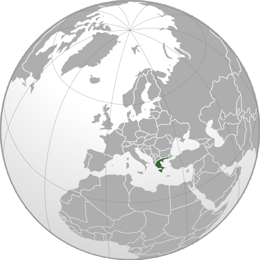 Figure 13: A map showing Greece s location The GDP of Greece was at $341.2 billion in 2008. In the same year, its population consisted of 11.2 million people.