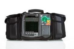 Monitor with ECG and transmission capabilities Completion