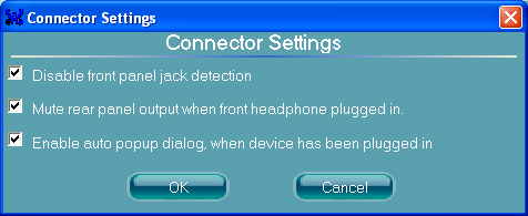 Right-click the Realtek HD Audio Manager icon in system tray. 2.