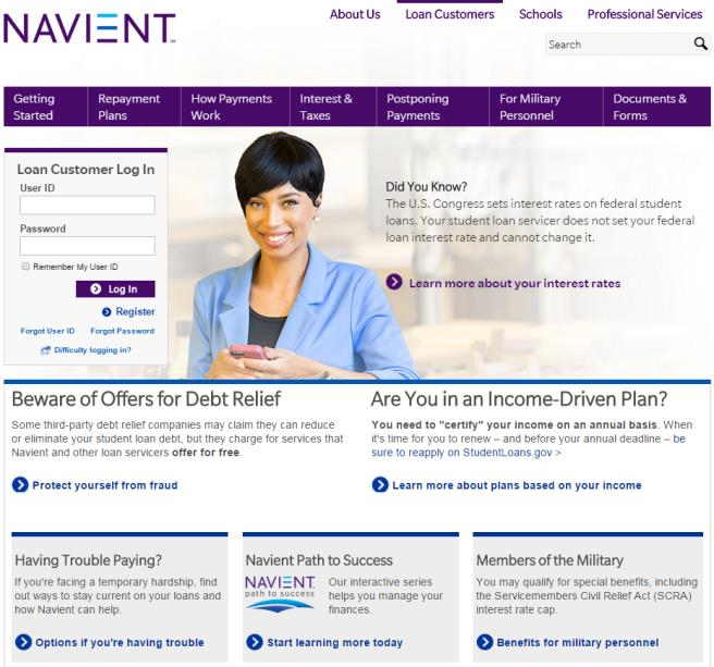 How to find Path to Success FAQs for school staff Brochures Links from Navient.