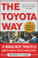 Lean Thinking Description of the Toyota system (1990-2006) Lean Production VS Mass Production Try to compete on: Ability to