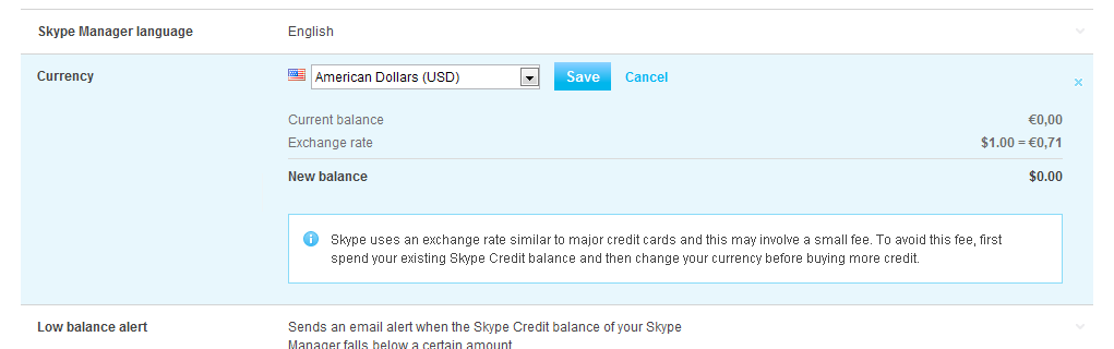 Service for details. For more information on how to do this, please see Contacting Skype. Alternatively, you can make a request to buy larger amounts of Skype Credit by going to: https://manager.
