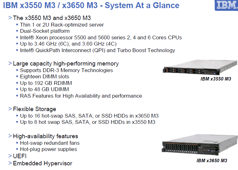 High IOPs Flash Positioning Positioning Size Capacity Max IOPS Boot Disk Drive 50GB SATA 2.5 SSDs 50GB per2.