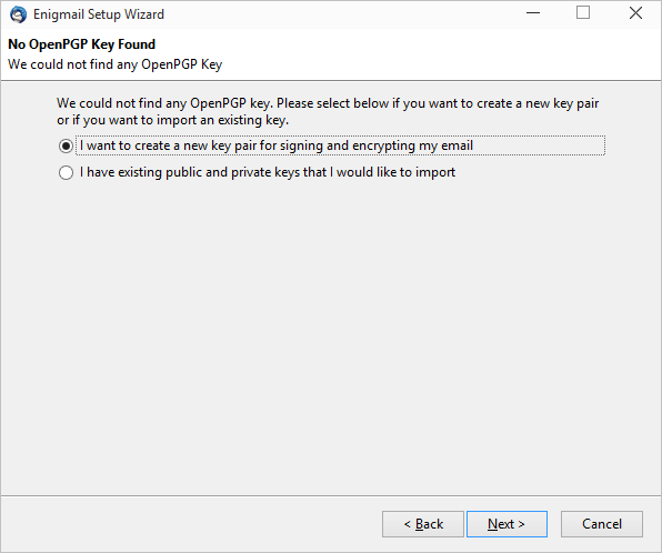 this will allow to alter some defaults you might feel harsh. If you leave all enabled you are on the safe side.