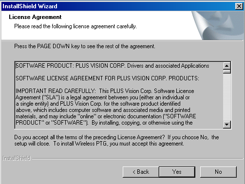 Software Installation and Setup Software Installation The following procedure is described based on Windows 2000. Before starting the installation steps: 1.