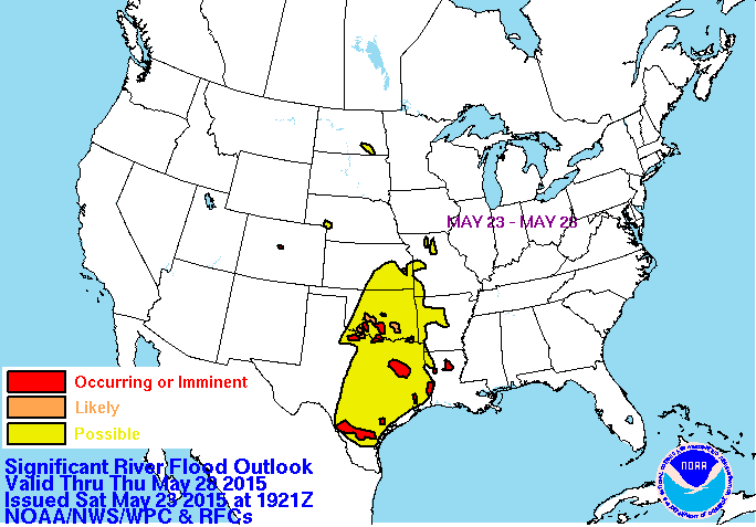 Significant River Flood Outlook http://www.wpc.ncep.noaa.