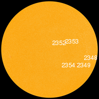 Space Weather None Past 24 Hours Current Next 24 Hours Space Weather Activity: None None None Geomagnetic Storms None None None Solar Radiation Storms None None None Radio Blackouts None None
