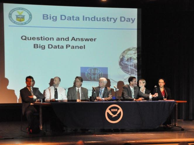 NOAA Big Data Project Market Research Issued Request