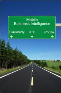Mobile BI The adoption and maturity of mobile BI fall behind other mobile enterprise applications, mainly due to the lack of specific business use cases and tangible ROI, and inadequate smartphone