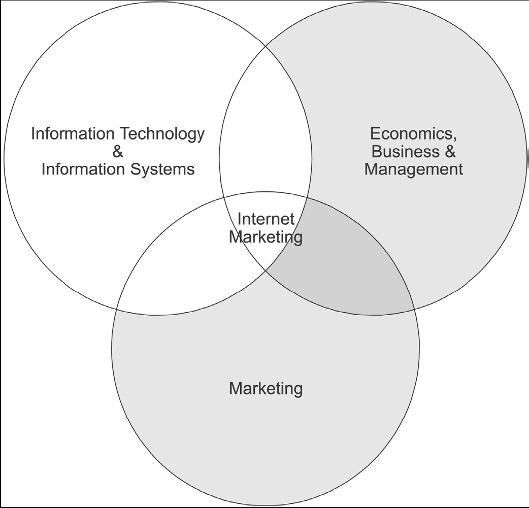 - Figure 2: Hanson Internet Marketing (IM) framework Source: Ngai (2003) By taking into consideration Hanson Internet marketing framework and based on the fact that Internet Marketing is not only one