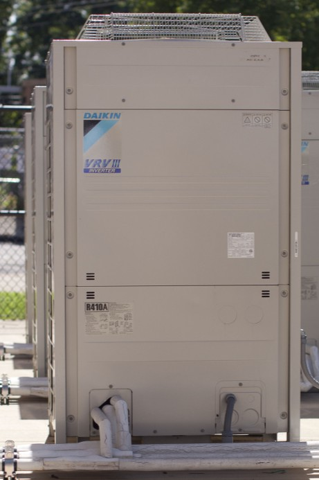 Daikin VRV, controls, and lighting retrofit gives St.
