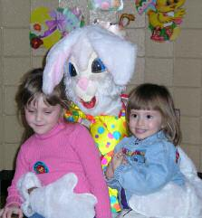 March 2015 Parks & Recreation 11 Snack with the Easter Bunny & Egg Hunt Ages 12 & Under Join us for a light snack and drink with the Easter Bunny.