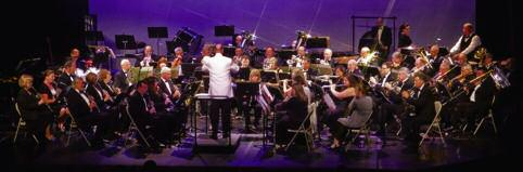 March 2015 Florissant Civic Center Theatre 7 Northwinds Concert Band presents: Saturday Night Pops May 2 7:30 p.m.