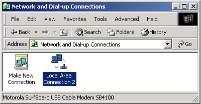 When you complete TCP/IP configuration, go to Verifying the IP Address in Windows 95, Windows 98, or Windows Me on page 29. Configuring TCP/IP in Windows 2000 1 On the Windows Desktop, click Start.