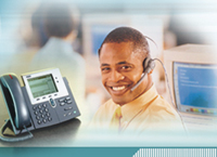 Figure 1 Cisco IP Communications: Enabling a Collaborative Workforce Cisco IP Telephony A converged network environment should provide a superior level of business resilience and agility.