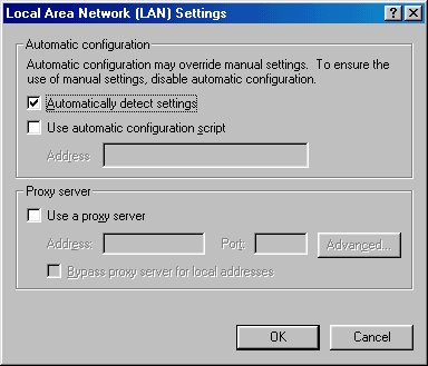 INSTALLING CLIENT PCS clicking