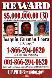 12 The Arizona Narcotic Officer Regional Kingpin Down DEA STATEMENT ON THE ARREST OF JOAQUIN EL CHAPO GUZMAN LOERA Feb.