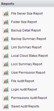 Comprehensive Auditing and Reporting Audit Reports Egnyte Audit Reporting helps IT proactively understand usage and behavior and reactively audit their account for security risks.