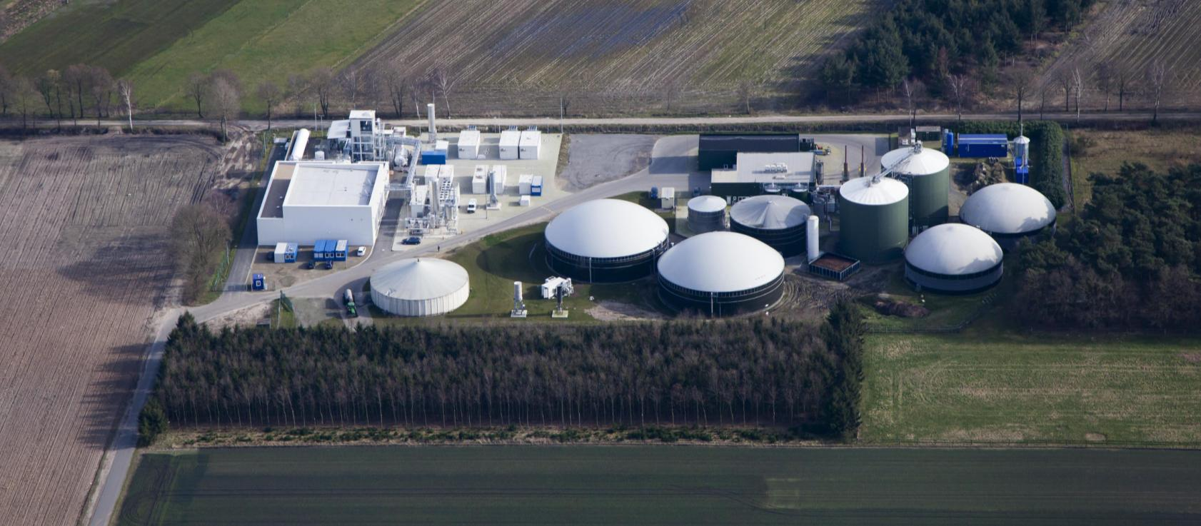 Power-to-Gas: Audi e-gas plant in Werlte (Emsland)