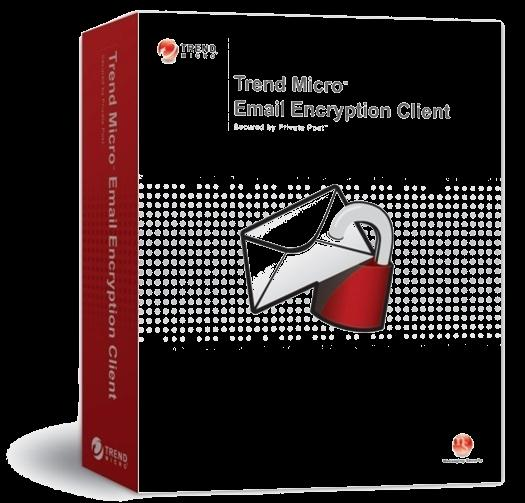 Trend Micro Email Encryption Client Hosted Gateway Outlook Plug-in Send encrypted email to anyone