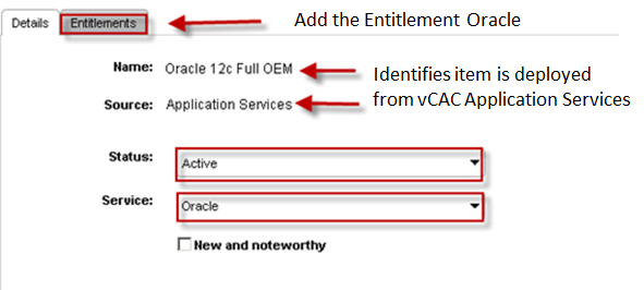The Step 4: Review tab of the deployment wizard, shown in Figure 15, provides a summary of the virtual machine, the available datastores, and the application blueprint properties.