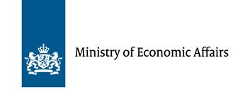 This project is funded by the Ministry of Economic Affairs, for