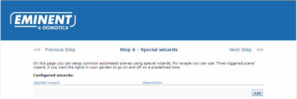 21 ENGLISH b. Siren Sound Duration: This is the time (in minutes) the e-centre should play the Siren Sound. c. Maximum number of Siren Count: This is the maximum number of times the Siren should play.
