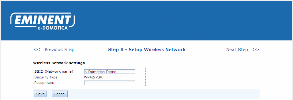 Image 21 Step 8 Setup a wireless connection 27 ENGLISH Tip! A hidden SSID will be displayed without the network name, but with the security type and signal strength.