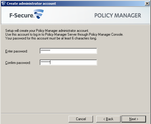 Page 4 of 13 Step 3. Upgrade Policy Manager To start the upgrade, log in to the server as the Administrator user and launch the Policy Manager Installation package with Administrator privileges.
