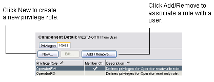 Create User Accounts and User Groups When you edit privileges for an individual user, the changes only affect that user.