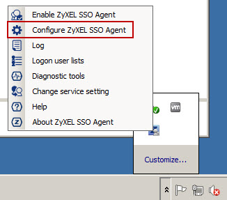 2. Click on Configure to configure the LDAP