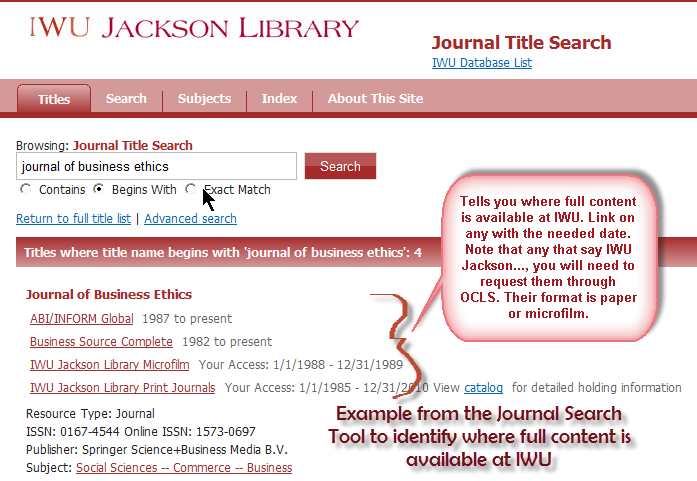 REMOTE ACCESS FAQ You have access to a lot of the materials available in the Jackson Library in Marion, through your internet connection and your Library Access Number (LAN).